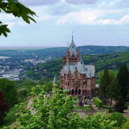 Drachenburg in Königswinter