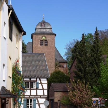 Pfarrkirche St. Matthäus in Alfter