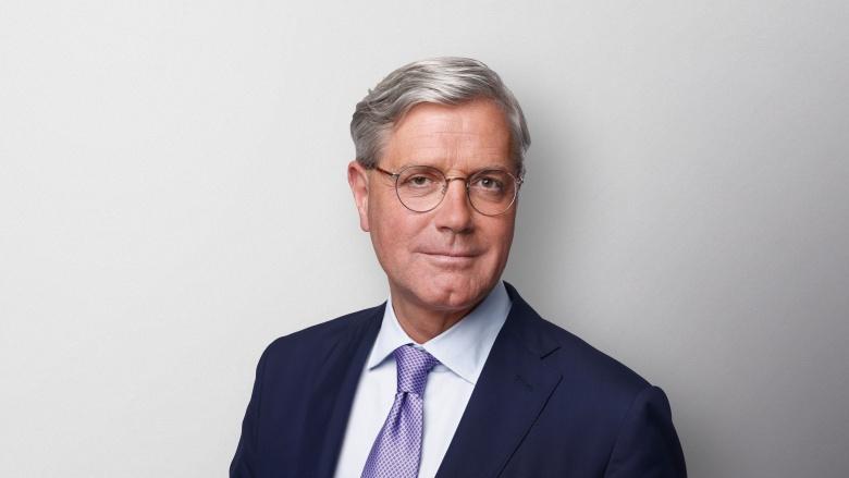 Wahlkampffoto von Norbert Röttgen