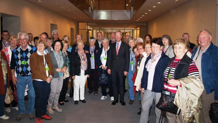 Frauen Union Bornheim im Deutschen Bundestag